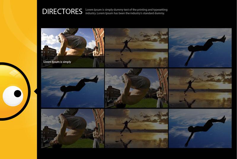 Sitio web Stanley Films