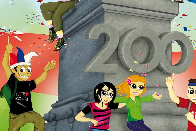 Afiche Concurso Bicentenario eMAT