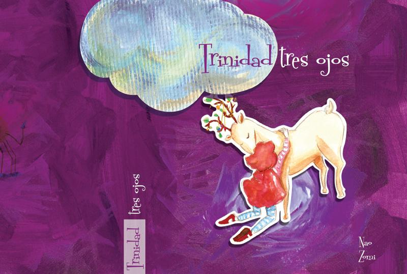 Libro Trinidad Tres Ojos
