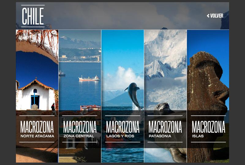 Multimedia Turismo Chile