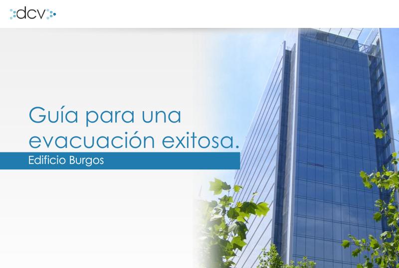 Infografía DCV Edificio Burgos