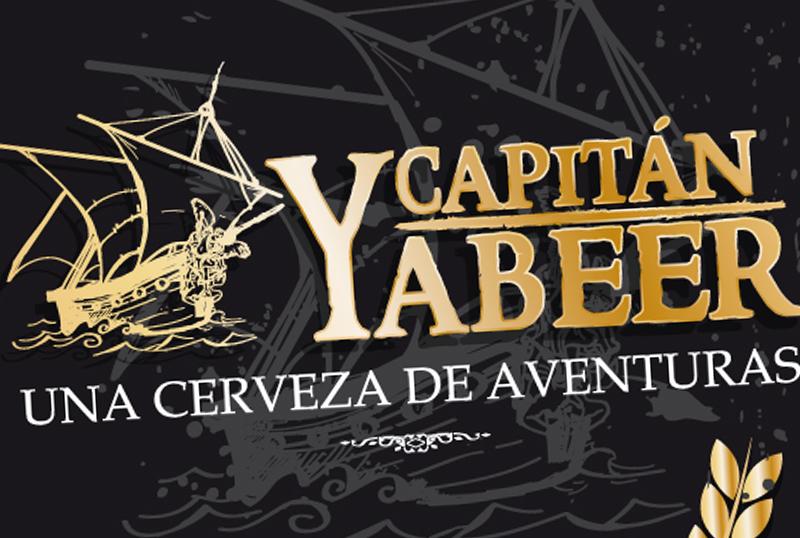 Logotipo Cervezas Capitán Yabeer